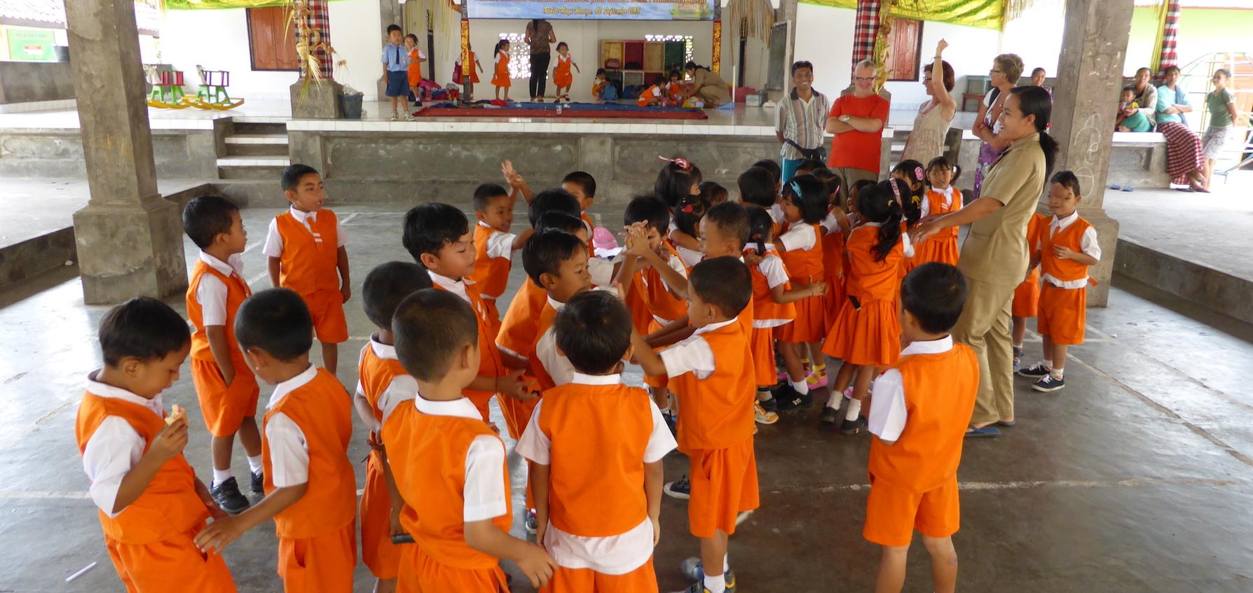 Ababi Kleuterschool 13 Speelkwartier